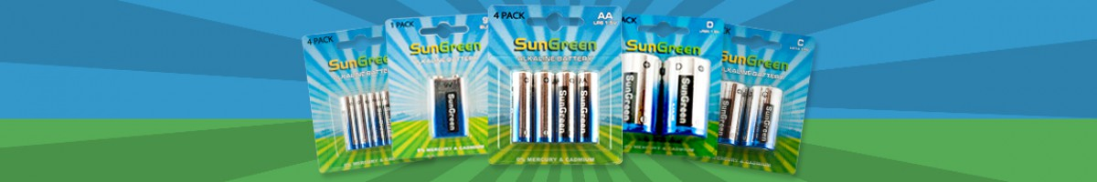Sungreen Batterier