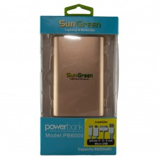 Powerbank 6000mAh