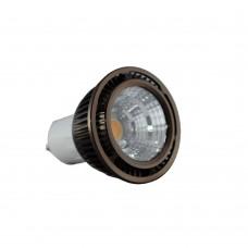 COB LED Dimbar GU10 3W (25W)