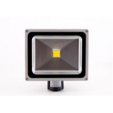 LED Strålkastare 30W IR-sensor