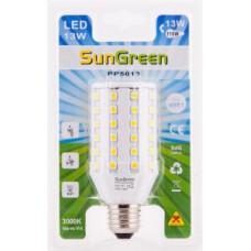 LED Majskolvslampa E27 13W (110W)