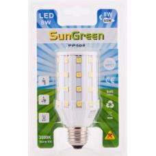 LED Majskolvslampa E27 8W (65W)