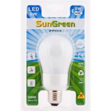 LED Globlampa E27 5W (40W)