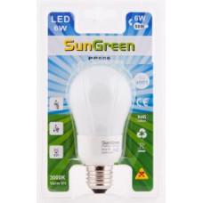 LED Globlampa E27 6W (50W)