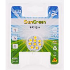 LED Lampa G4 1W (8W)