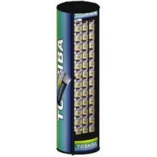 3 x 11 x 11 Kassaställ Batteriformat