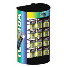 3 x 11 Kassaställ Batteriformat